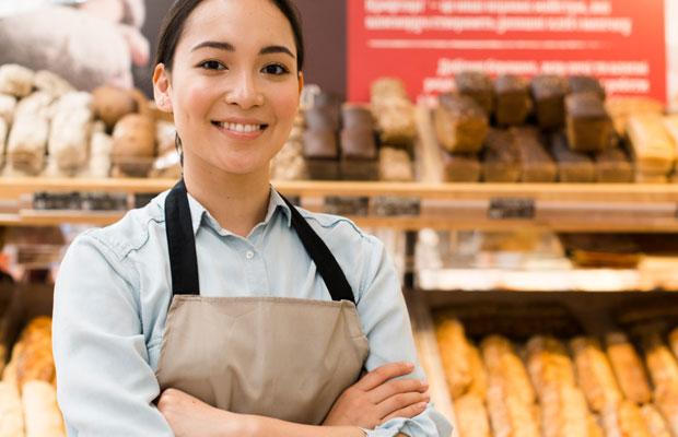 Bäckerefachverkäufer und zur Bäckerefachverkäuferin